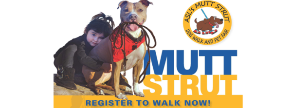 Register now to enter the Mutt Strut!